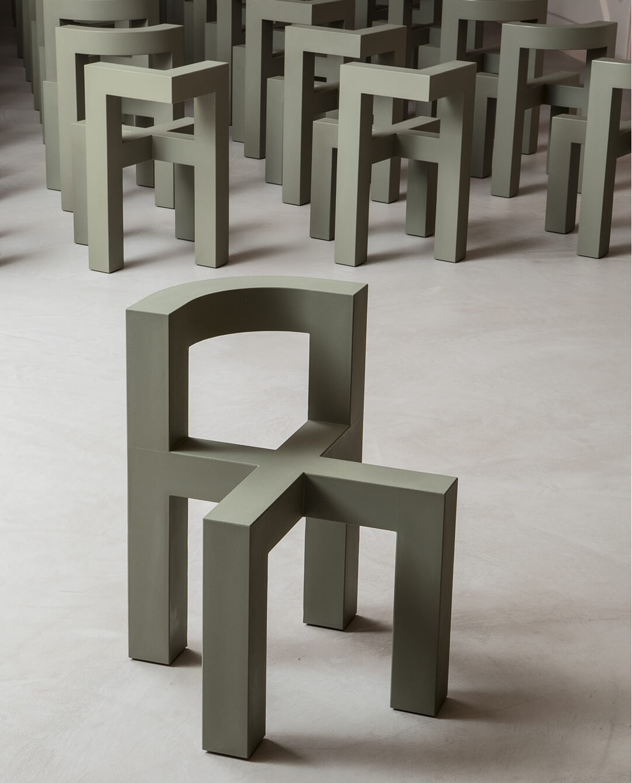 Chaise-design-plastique