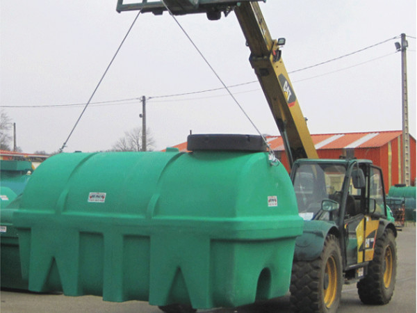 Plastic Rainwater Tanks and Water Reclamation